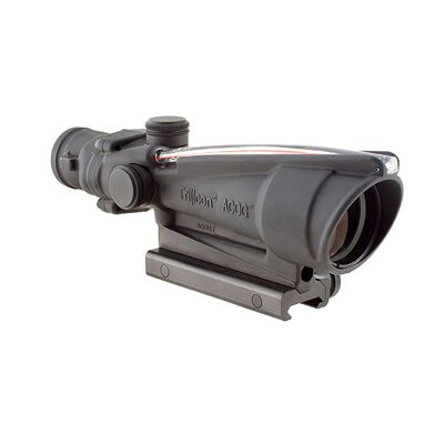 ACOG 3.5x35 Scope with Dual Illuminated Red BAC 223 Flattop Reticle with TA51 Mount
