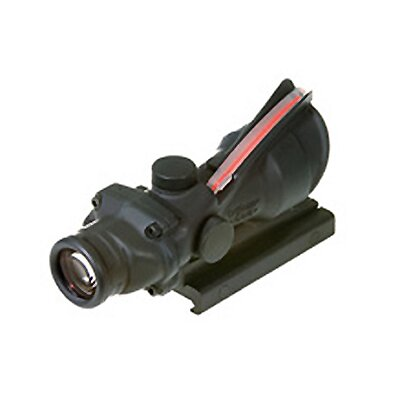 Trijicon ACOG 4x32 Scope with Red Horseshoe/Dot Reticle and M4 BDC with TA51 Mount