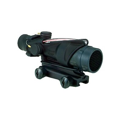 ACOG 4x32 Scope with BAC USMC Rifle Combat Optic (RCO) for A4 and 20