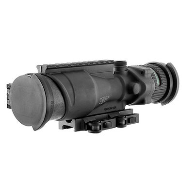 Trijicon ACOG 6X48 Scope Dual Illuminated Green Dot 50 BMG M2 Ballistic Reticle with GDI Mount and ARD