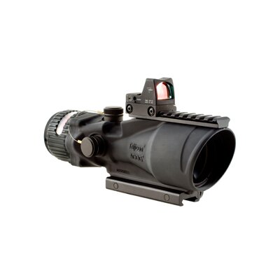 ACOG 6x48 Red 308 with TA75 M1913 Rail and RM02 33
