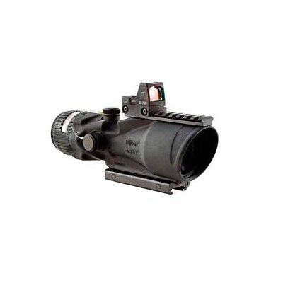 Trijicon ACOG 6X48 Red 50 BMG with TA75 M1913 Rail and RM 02 33