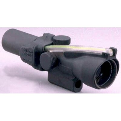 Trijicon ACOG 2x20 Amber Triangle Reticle