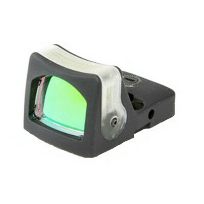 RMR Dual Illuminated Sight 12.9 MOA Amber Triangle