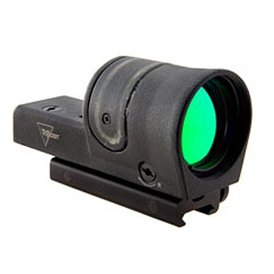 Trijicon 42mm Reflex Amber 4.5 MOA Dot Flat
