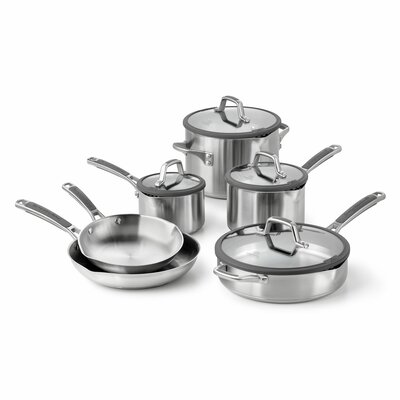 Calphalon Easy System 10-Piece Cookware Set