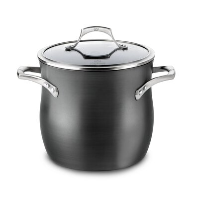 Calphalon Unison Nonstick 8-qt. Stock Pot with Lid