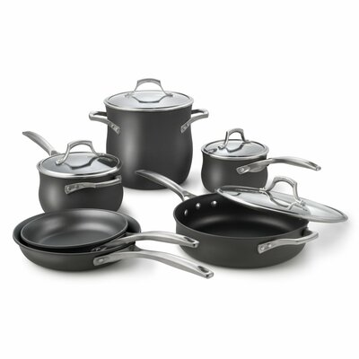 Calphalon Unison Nonstick 10-Piece Cookware Set