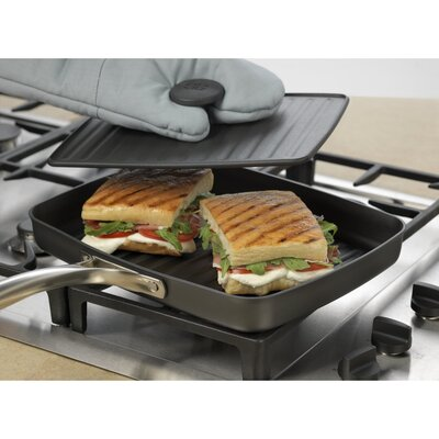 Calphalon Unison Non-Stick Grill and Panini Pan