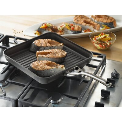 "Calphalon Contemporary Nonstick 11"" Grill Pan"