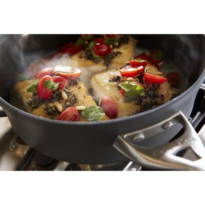 Calphalon Contemporary Nonstick 3-qt. Saute Pan with Lid