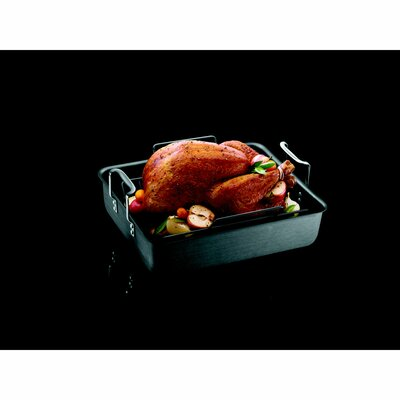 Calphalon Commercial Nonstick Roaster with Rack