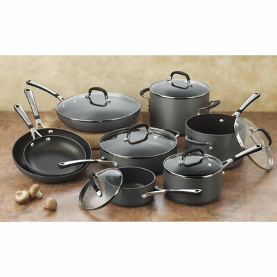 Calphalon Simply Nonstick 14-Piece Cookware Set