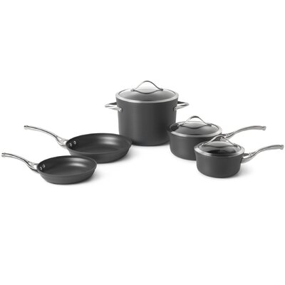 Calphalon Contemporary Nonstick 8-Piece Cookware Set