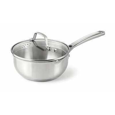 Calphalon Stainless Steel 2-qt. Chef's Saute Pan