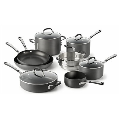 Calphalon Simply Nonstick 12-Piece Cookware Set