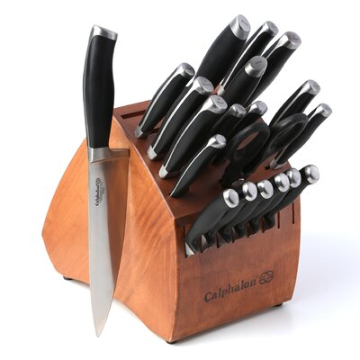 Calphalon Contemporary Cutlery 21 Piece Knife Block Set