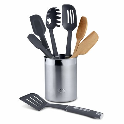 Calphalon 8 Piece Mixed Utensil Set