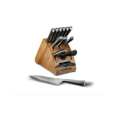 Calphalon Katana Cutlery 14 Piece Knife Block Set