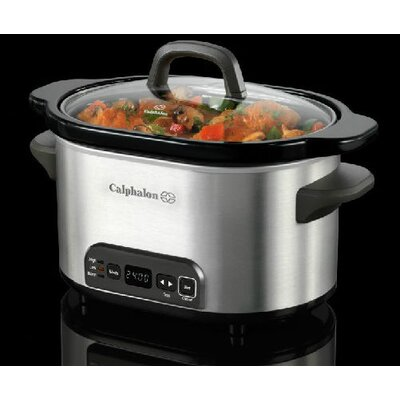Calphalon Kitchen Electrics 4 QT Digital Slow Cooker