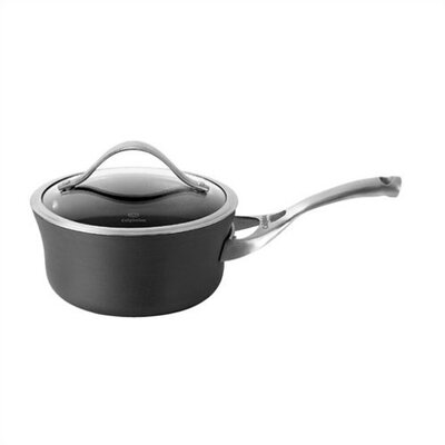 Contemporary Saucepan with Lid