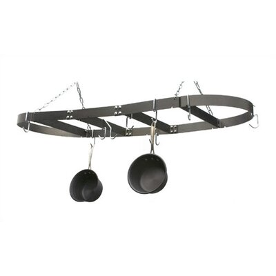 "Calphalon Oval 18"" x 36"" Hanging Pot Rack"