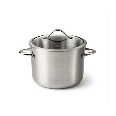Calphalon Contemporary Stainless Steel 12-qt. Stock Pot with Lid