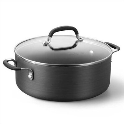 Calphalon Simply Nonstick 5-qt. Chili Pot with Lid