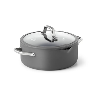 Calphalon Easy System Nonstick 5 Quart Dutch Oven