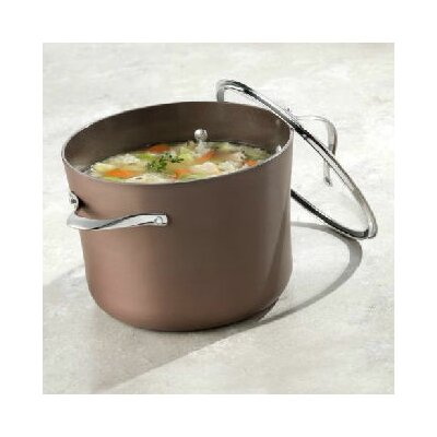 Calphalon Contemporary Nonstick Anodized Edition 8-qt. Stockpot with Lid