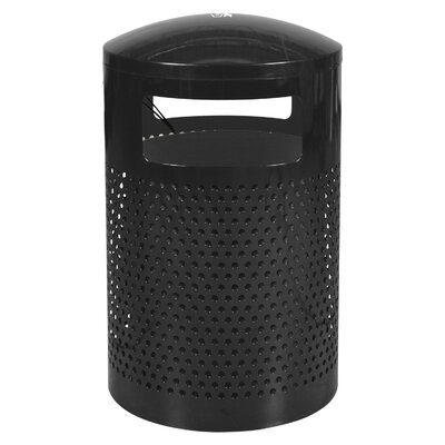 Ex-Cell Landscape Series Outdoor Waste Receptacle
