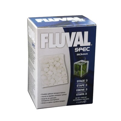 Hagen Fluval Spec 2.1 Ounce Biomax