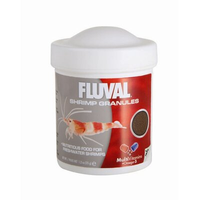 Hagen Fluval Shrimp Granules Food (1.2 oz.)