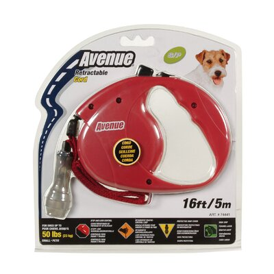 Hagen Dogit Avenue Retractable Cord Dog Leash