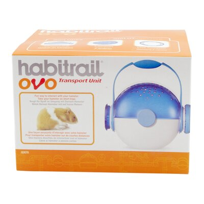 Hagen Habitrail Ovo Hamster Ball Transport Unit