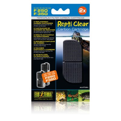 Hagen Exo Terra Repti Clear 250 Carbon Cartridge