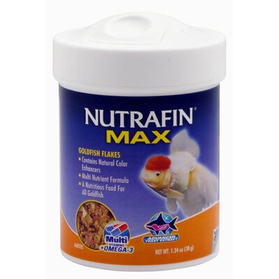 Hagen Nutrafin Max Goldfish Flakes Fish Food