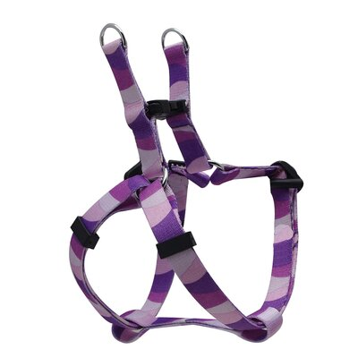 Hagen Dogit Adjustable Wild Stripes Dog Harness