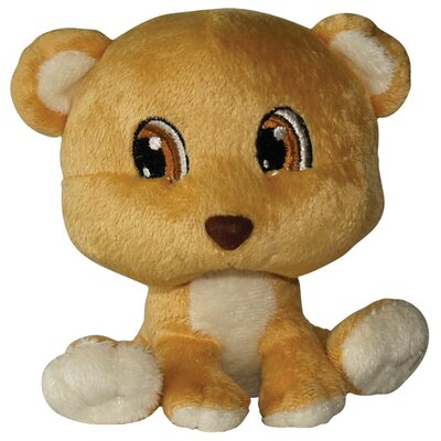 Dogit Luvz Large Big Heads Collection Plush Dog Toy