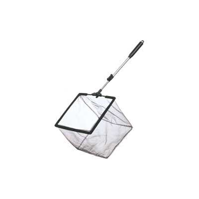 Hagen Laguna Mini Pond Skimmer Net Telescopic Handle