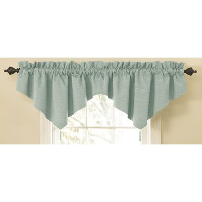 Sound Asleep Room Darkening Ascot Valance