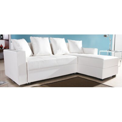 Gold Sparrow San Jose Sleeper Sectional