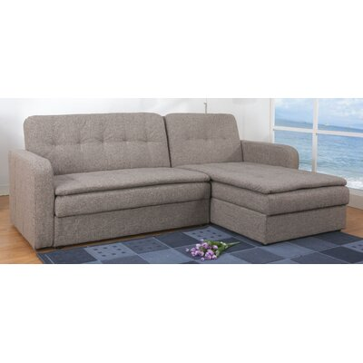 Gold Sparrow Denver Sectional Sleeper Sofa