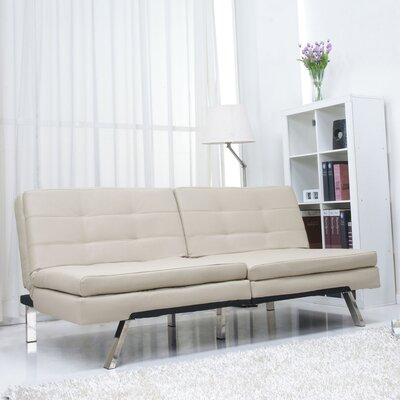 Gold Sparrow Memphis Double Cushion Sleeper Futon