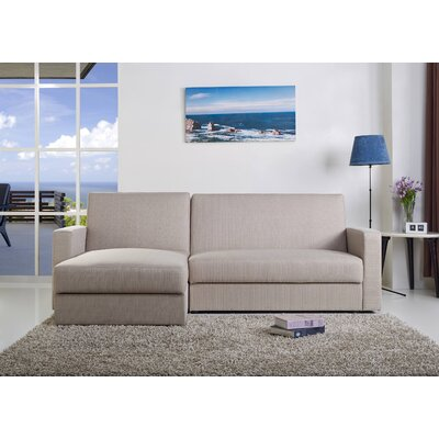 Rochester storage sectional sofa bed wayfair for Wayfair sectional sofa bed