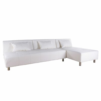Gold Sparrow Atlanta Sectional Sleeper Sofa