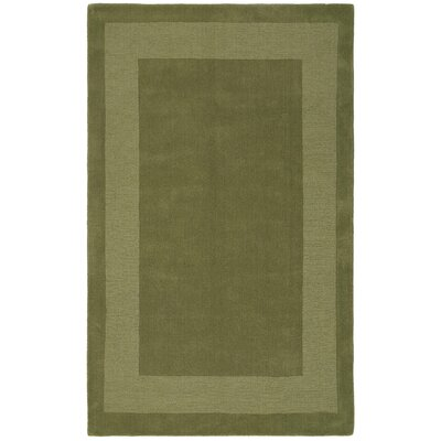 St. Croix Transitions Moss Border Rug