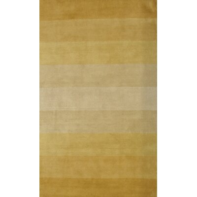 St. Croix Aspect Yellow Stripes Rug