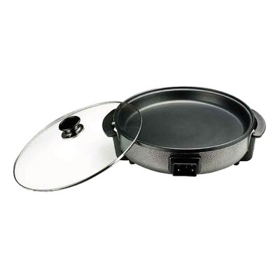 "Ragalta 12"" Electric Skillet/Fryer with Lid"
