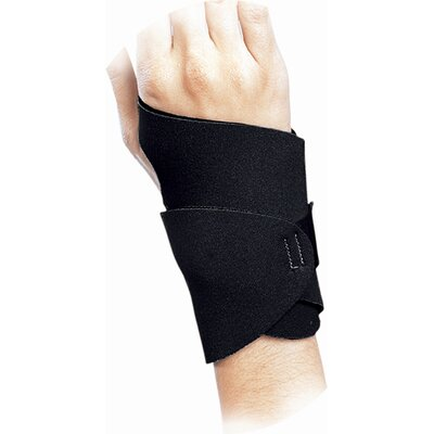 Bell-Horn ProStyle Wrist Wrap in Black